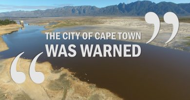 "Cape of Storms to Come, ""They were warned"""